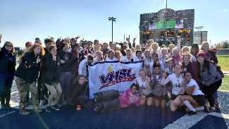 Congratulations to our Field Hockey Team on an amazing season.