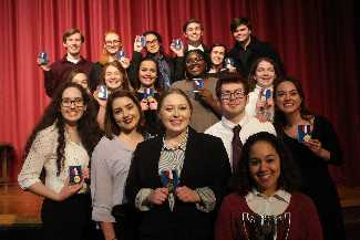2019 Regional Forensics Tournament